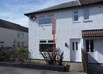 Thumbnail 2 bed semi-detached house to rent in Cromwell Street, Giltbrook, Nottinghamshire