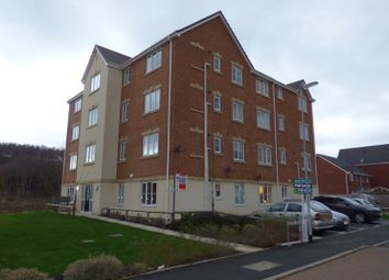Thumbnail 1 bed flat to rent in Clover Grove, Leekbrook, Staffordshire