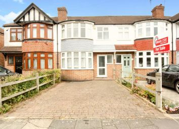 Thumbnail 3 bedroom terraced house for sale in Millet Road, Greenford