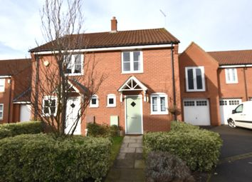 Thumbnail 2 bed terraced house for sale in Thistle Close, Yaxley