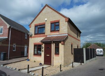 Thumbnail 3 bed detached house for sale in Rowan Way, Worlingham, Beccles