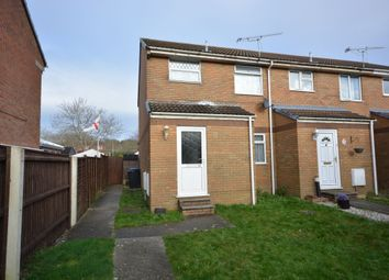 3 bed end terrace house for sale in Chetnole Close, Canford Heath, Poole BH17