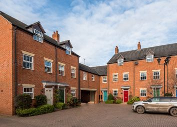 Thumbnail 3 bed town house for sale in Simpson Close, Armitage, Rugeley