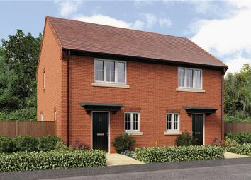 "Thumbnail 2 bedroom mews house for sale in ""Rydal"" at Burton Road, Streethay, Lichfield"