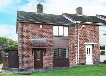 Thumbnail 2 bed town house for sale in Jasmine Avenue, Beighton, Sheffield, South Yorkshire