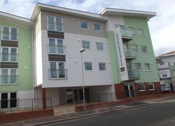 Thumbnail 1 bedroom flat to rent in Verney Street, Exeter