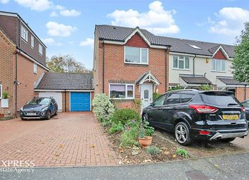 Thumbnail 3 bed end terrace house for sale in Stewart Close, Abbots Langley, Hertfordshire