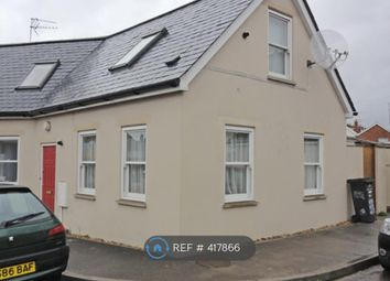 Thumbnail 1 bed flat to rent in Florence Road, Taunton