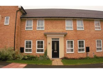 Thumbnail 3 bed terraced house for sale in Drake Avenue, Peterborough