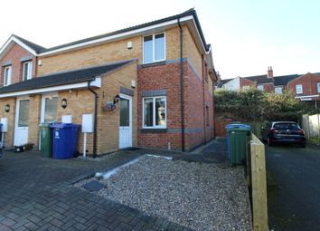 Thumbnail 1 bed flat for sale in Birkland Street, Mansfield