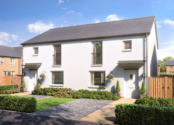 "Thumbnail 3 bed terraced house for sale in ""Macgregor"" at King's Haugh, Peffermill Road, Edinburgh"