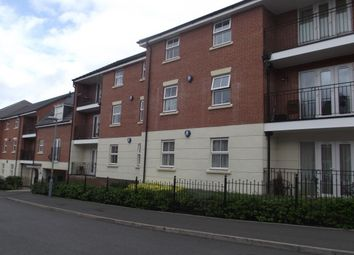 Thumbnail 2 bed flat to rent in Brock Close, Rubery