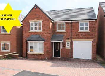 Thumbnail 4 bed detached house for sale in Arella Fields Close, Stanley Common, Ilkeston, Derbyshire