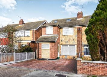 Thumbnail 4 bed semi-detached house for sale in Stanford-Le-Hope, Essex, .