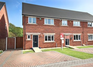 Thumbnail 3 bed end terrace house for sale in Wallingfield Court, Wales, Sheffield