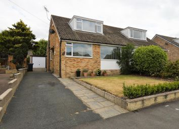 Thumbnail 3 bed semi-detached bungalow to rent in Cherry Tree Drive, Farsley, Pudsey