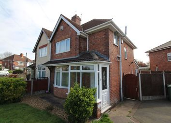 Thumbnail 3 bedroom semi-detached house for sale in Valley Road, Bloxwich, Walsall
