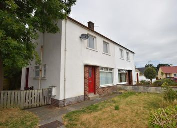 Thumbnail 3 bed semi-detached house for sale in Whiteside Road, Prestwick, South Ayrshire