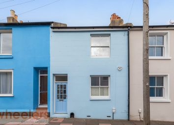 Thumbnail 3 bed terraced house for sale in Scotland Street, Hanover, Brighton