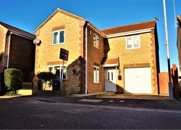 Thumbnail 3 bed detached house for sale in Beechings Close, Wisbech St Mary