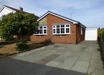 Thumbnail 3 bed detached bungalow for sale in St. Johns Way, Sandbach