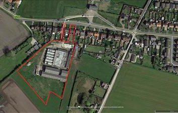 Thumbnail Land for sale in Former Mushroom Farm, Course Lane, Newburgh, Lancashire