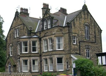 Thumbnail 1 bed flat to rent in Victoria Road, Harrogate