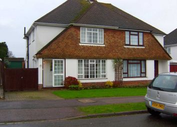 Thumbnail 3 bed semi-detached house to rent in Seven Oaks Road, Earley, Reading