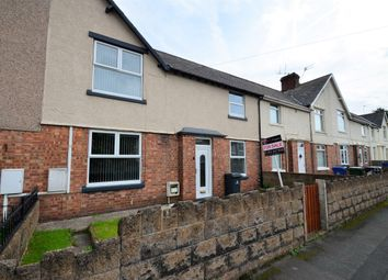 Thumbnail 3 bed terraced house for sale in Mansfield Crescent, Armthorpe, Doncaster