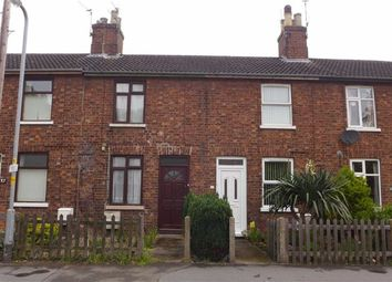 Thumbnail 2 bed terraced house to rent in Waterloo Street, Market Rasen