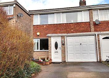 Thumbnail 3 bedroom semi-detached house for sale in Netherfield Road, Sandiacre, Nottingham