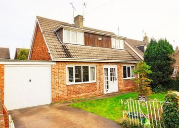 Thumbnail 3 bed detached house for sale in Glendale Road, Sprotbrough, Doncaster