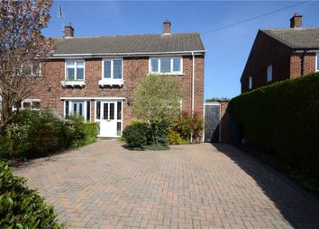 Thumbnail 3 bedroom semi-detached house for sale in St. Chads Road, Maidenhead, Berkshire