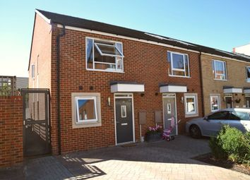 Thumbnail 2 bedroom terraced house for sale in Alcock Crescent, Crayford, Dartford