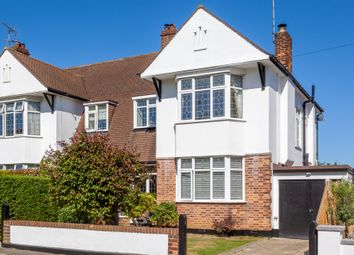 Thumbnail 3 bed semi-detached house for sale in Mannering Gardens, Westcliff-On-Sea