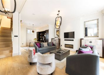 Thumbnail 4 bed terraced house to rent in St. James's Gardens, London