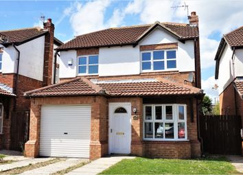 Thumbnail 3 bed detached house for sale in The Coppice, Peterlee