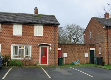 Thumbnail 2 bed semi-detached house for sale in The Dale, Moston, Chester