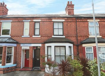 Thumbnail 3 bed terraced house for sale in Beech Avenue, Netherfield, Nottingham