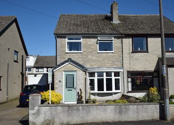 Thumbnail 3 bed semi-detached house for sale in Leece Drive, Dalton-In-Furness