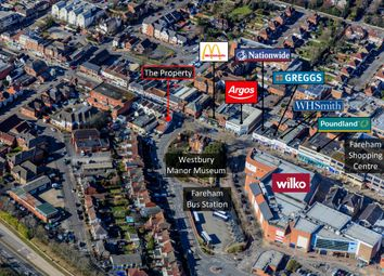 Thumbnail Retail premises for sale in West Street, Fareham