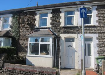 Thumbnail 1 bed property to rent in New Park Terrace, Treforest, Pontypridd