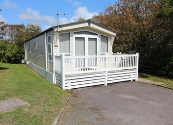 Thumbnail 2 bed property for sale in Woodland View, Shorefields Country Park, Milford-On-Sea