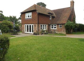 Thumbnail 3 bed farmhouse to rent in Spring Lane, Burwash, Etchingham