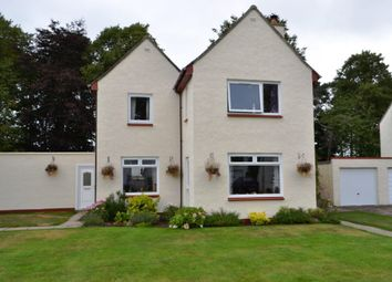 Thumbnail 3 bed detached house to rent in 3 Kinloss Park, Kinloss