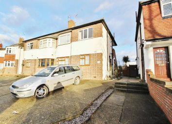 Thumbnail 2 bed flat to rent in Collier Row Lane, Collier Row, Romford