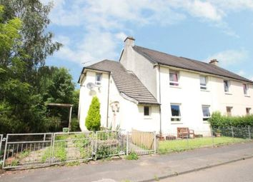 Thumbnail 3 bed flat for sale in Back O'dykes Road, Kirkintilloch, Glasgow, East Dunbartonshire