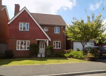 Thumbnail 4 bed detached house for sale in Wynwards Road, Swindon