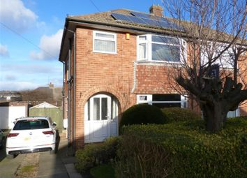 Thumbnail 3 bed semi-detached house for sale in Roundhill Avenue, Cottingley, Bingley