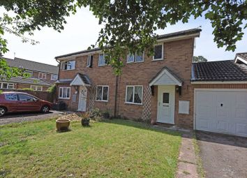 Thumbnail 2 bed semi-detached house for sale in Chestnut Close, Theale, Reading